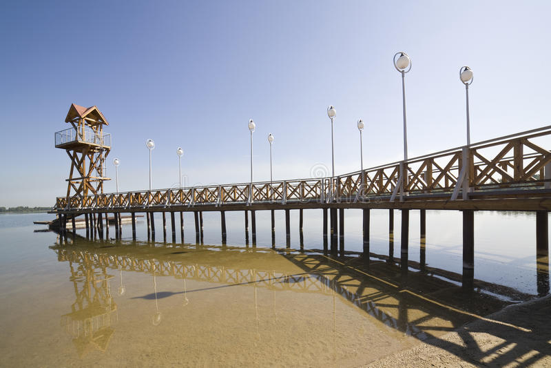 Download Piers stock image. Image of marina, deck, harbour, harbor - 28586289