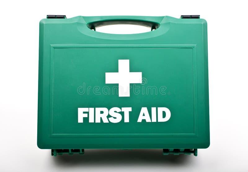 Pierwsza Pomoc Zestaw zdjęcie royalty free