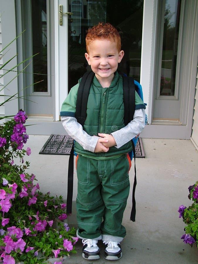 pierwszy dzień szkoły obrazy stock