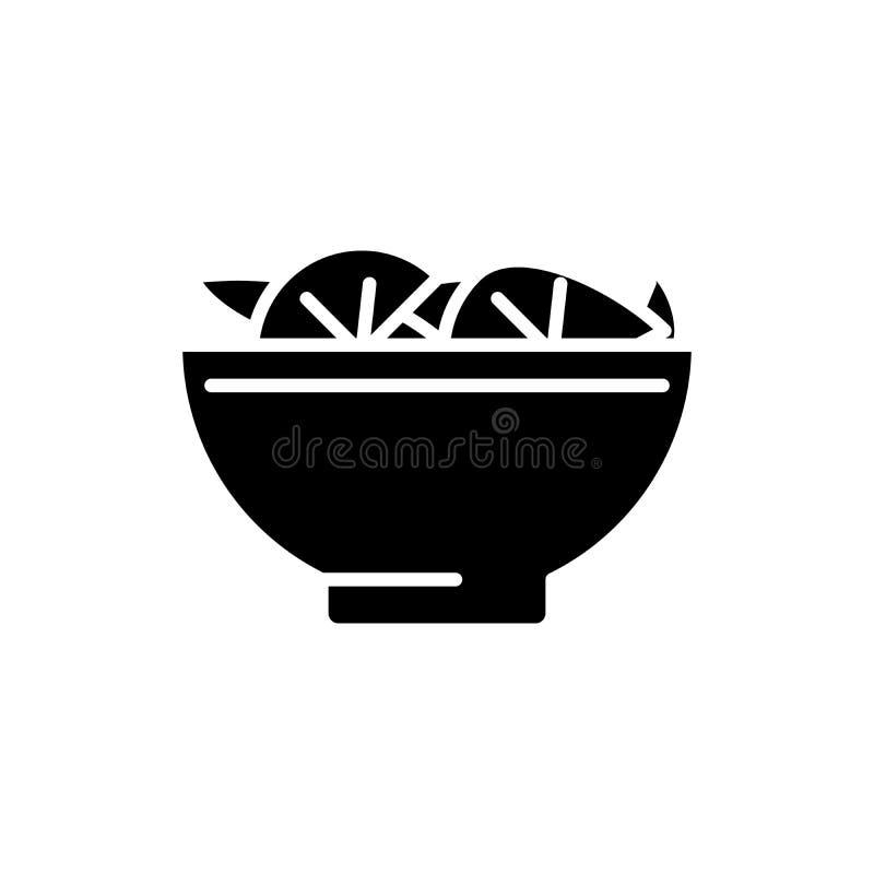 Pierwszy kursowy czarny ikony pojęcie Pierwszy kursowy płaski wektorowy symbol, znak, ilustracja ilustracja wektor