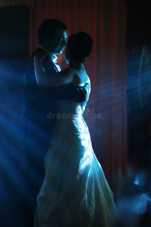 pierwszy taniec zdjęcia stock