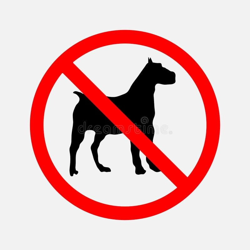 pies żadnych śladów ilustracji