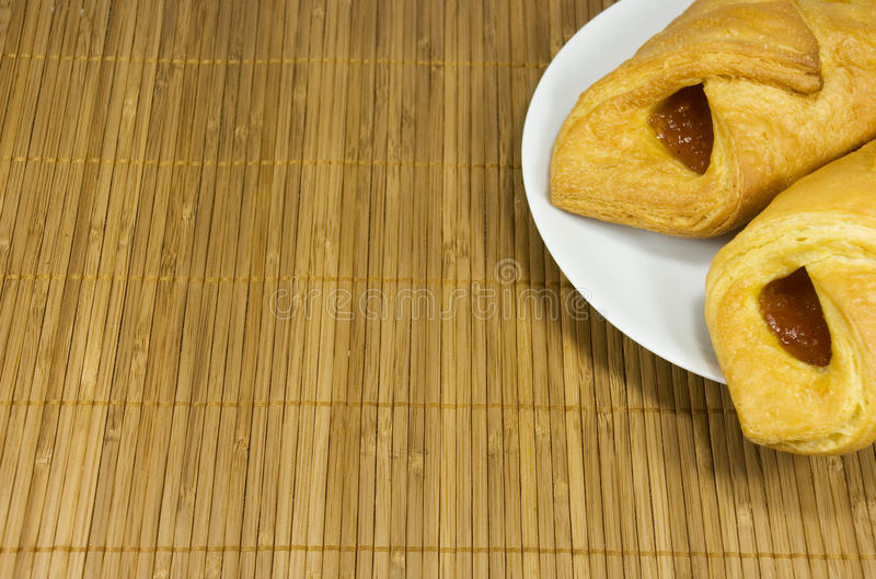Download Pies on a white plate stock photo. Image of products - 11524026