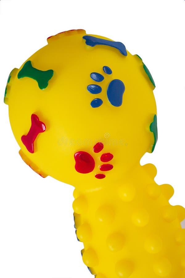 Download Pies zabawka obraz stock. Obraz złożonej z klingeryt, jaskrawość - 143291