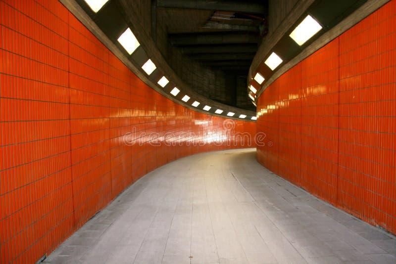 pieszy tunel zdjęcie royalty free