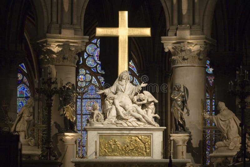 Pieta stock image