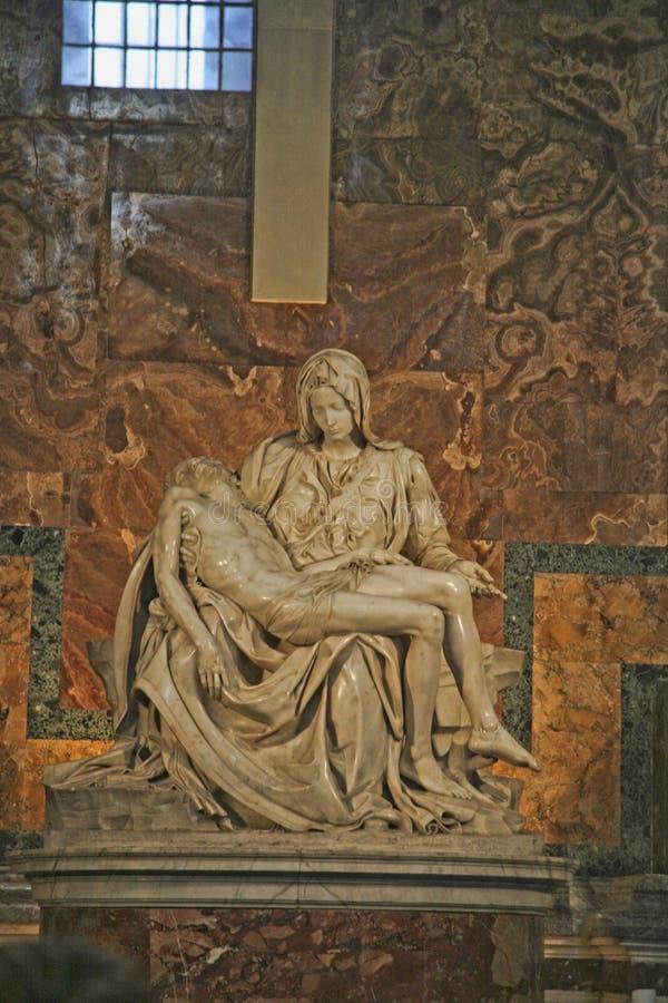 Download Pieta Statue, Vatican City editorial stock photo. Image of peters - 33820018