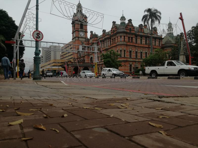 Pietermaritzburg stock foto