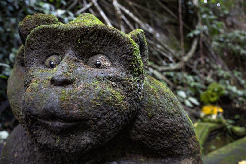 Pietra della scimmia immagini stock