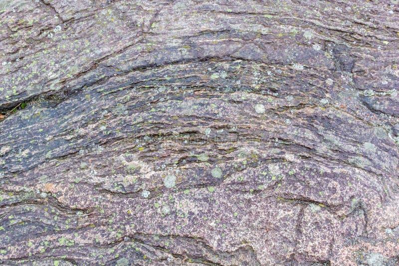 Pietra naturale per progettazione della decorazione Struttura di marmo del Brown Parete grigio scuro del paesaggio della natura immagini stock