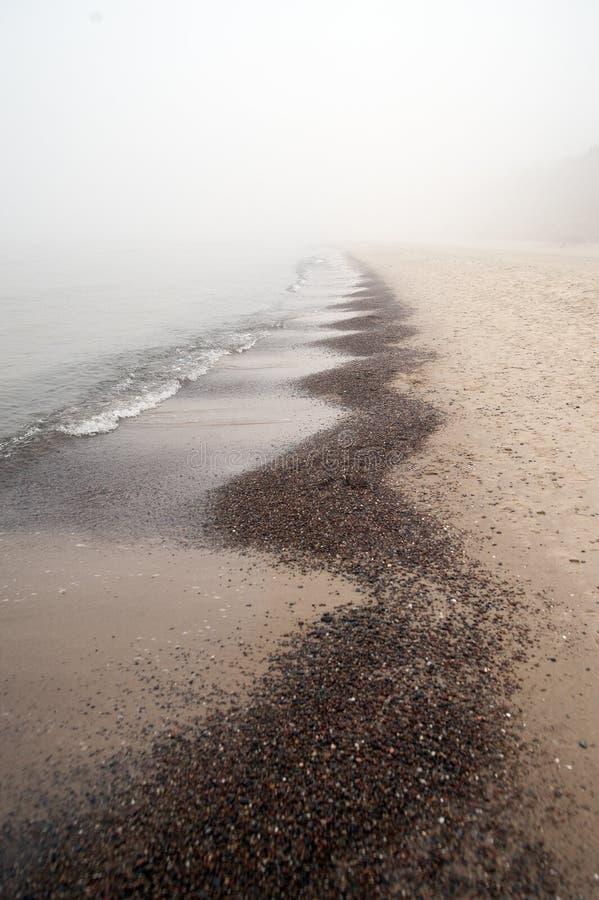 Pietre alla spiaggia 3 fotografia stock