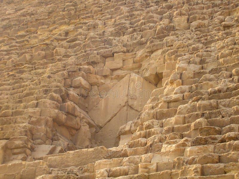 Download Pietre della piramide fotografia stock. Immagine di africa - 55355408