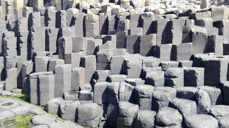 Pietre dello speciale della spiaggia di Dublino fotografia stock