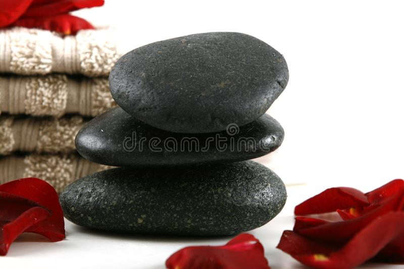 Zen Stones Immagini Stock Gratis
