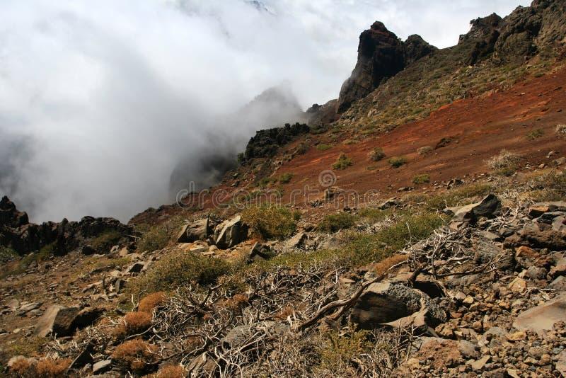 Pietre vulcaniche fotografie stock libere da diritti