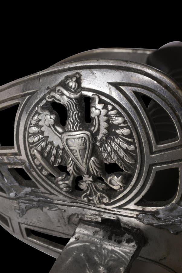 Download Pieza De La Espada Del Oficial De La Caballería De Austria-Hungría Imagen de archivo - Imagen de guerra, sable: 7285465