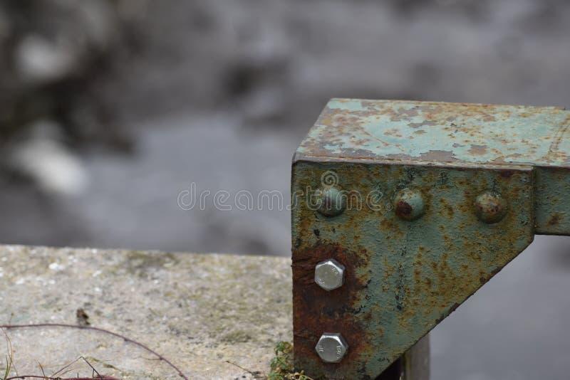 Pieza pesada de la reserva estupenda de una presa fotografía de archivo