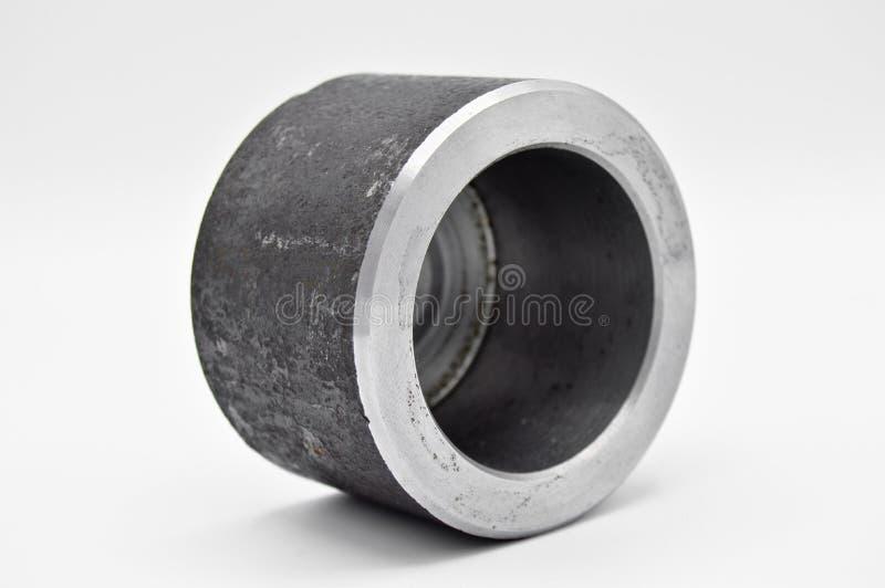 Piezas, herramientas y equipo industriales del metal fotografía de archivo
