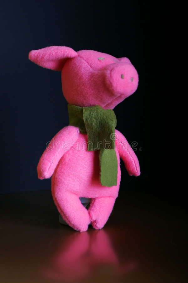 Download Pig stock image. Image of game, porky, amusing, soft, doll - 522117
