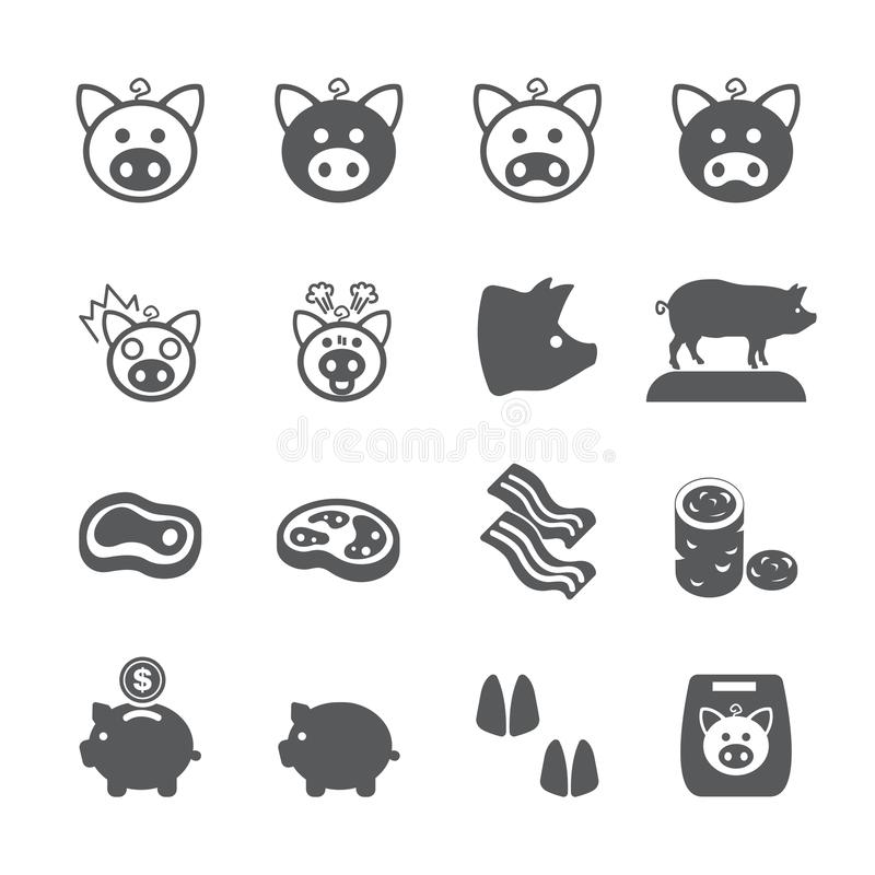Pig Foot Icon Stock Illustrations 293 Pig Foot Icon Stock Illustrations Vectors Clipart Dreamstime