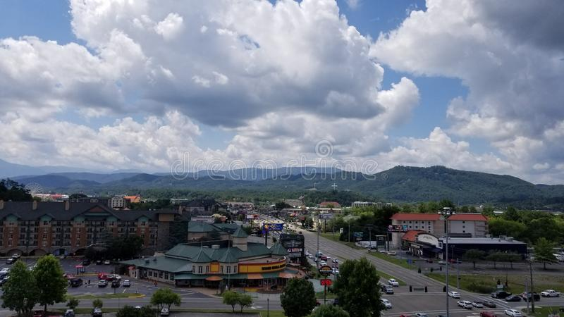Pigeon Forge royalty free stock photography