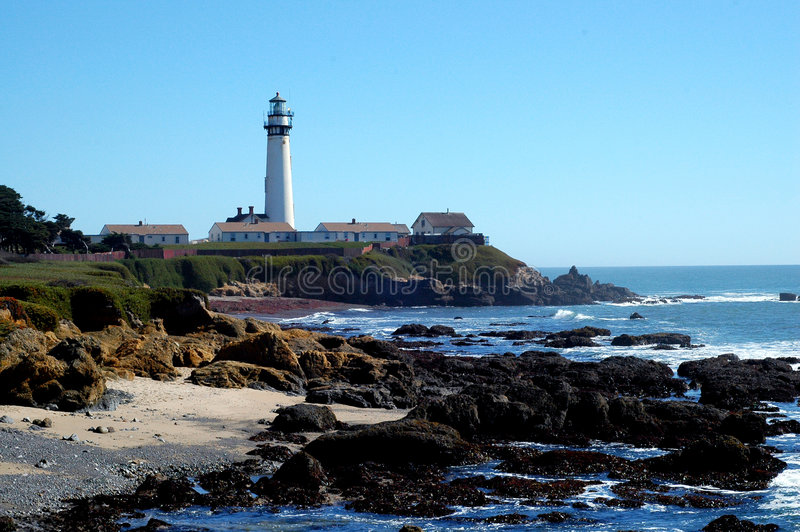 Pigeon Point Beauty stock images