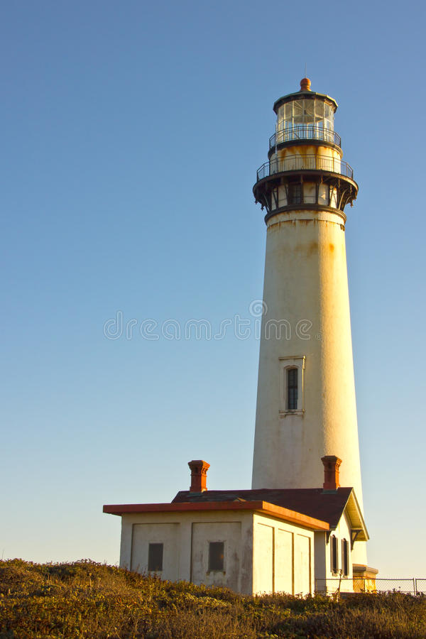Download Pigeon Point Lighthouse In California Stock Image - Image: 26402485