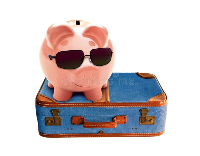 piggy каникула стоковые фото
