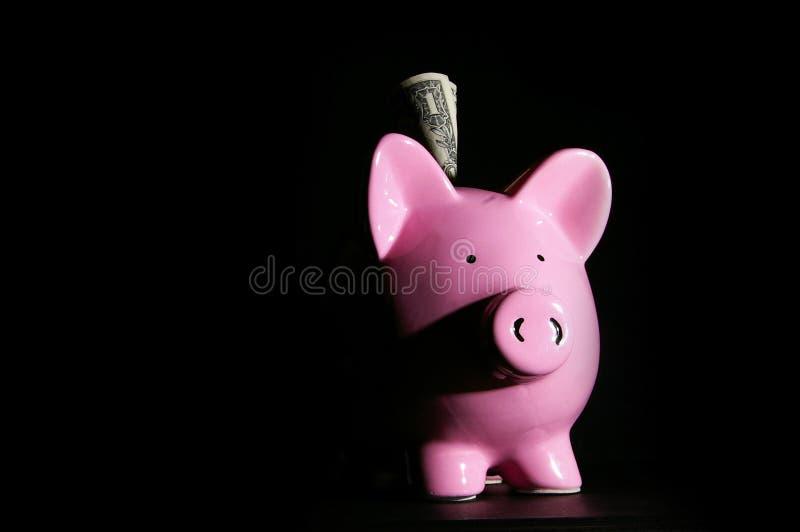 piggy сбережениа стоковое фото
