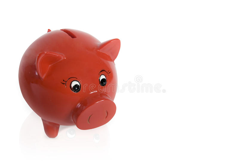Download Piggy bank stock photo. Image of single, isolated, savings - 11838762