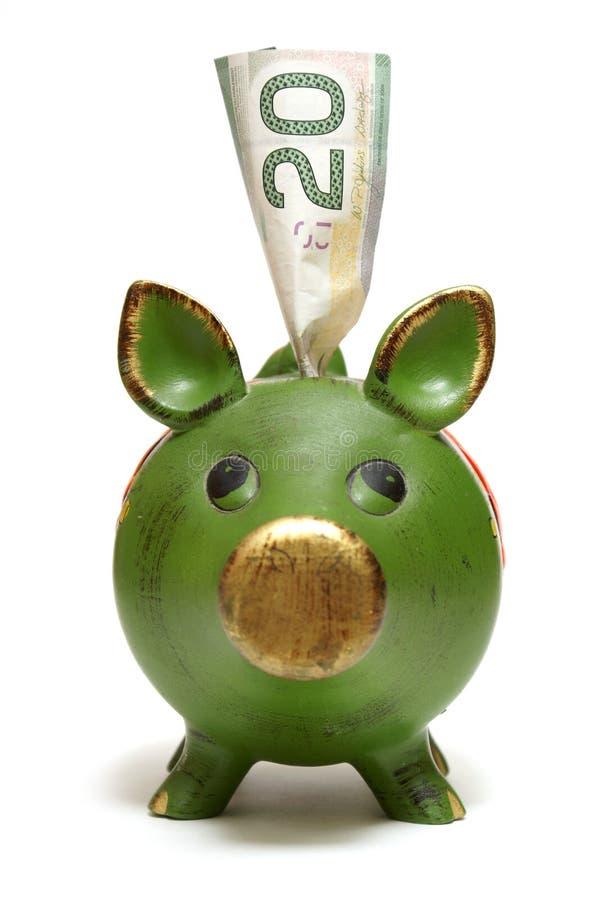 Free Piggy Bank Stock Photography - 15976982