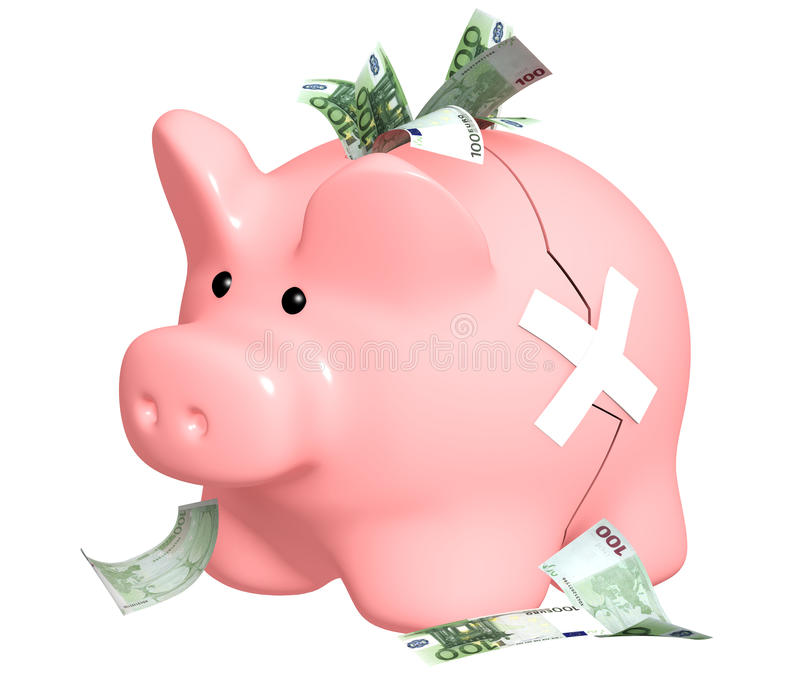 Download Piggy Bank Royalty Free Stock Photo - Image: 20869295