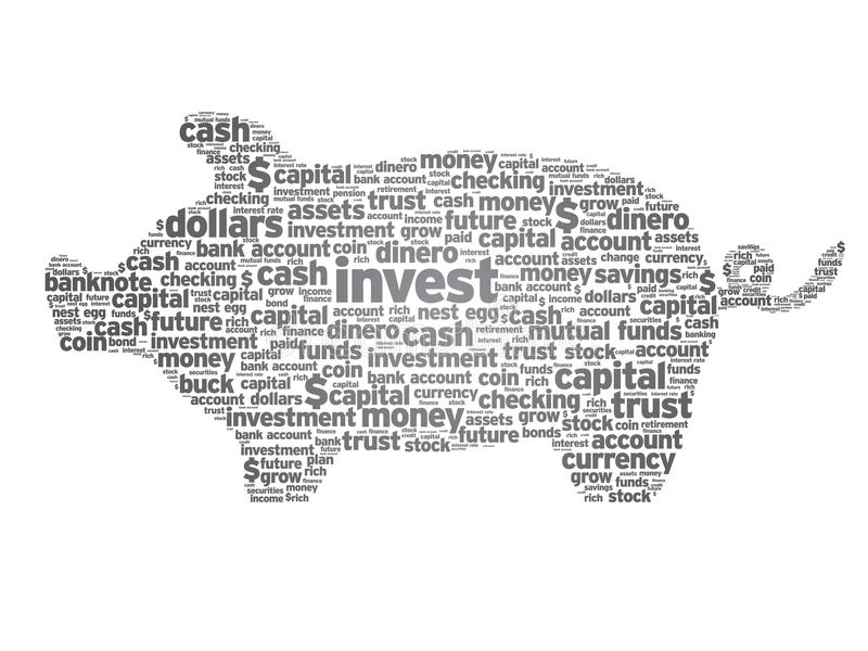 Download Piggy Bank stock illustration. Image of account, dollars - 21381492