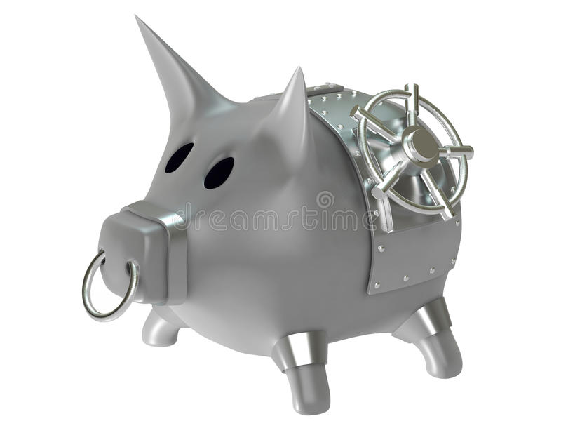 Download Piggy Bank Royalty Free Stock Images - Image: 25060109