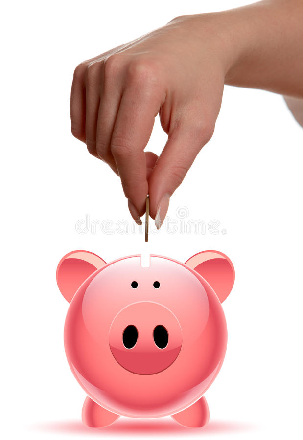 Download Piggy Bank stock image. Image of financial, piggy, funds - 28846253