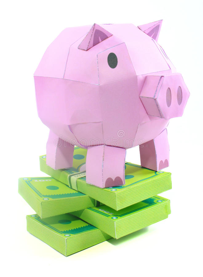 Download Piggy bank stock image. Image of investment, save, isolated - 29037469
