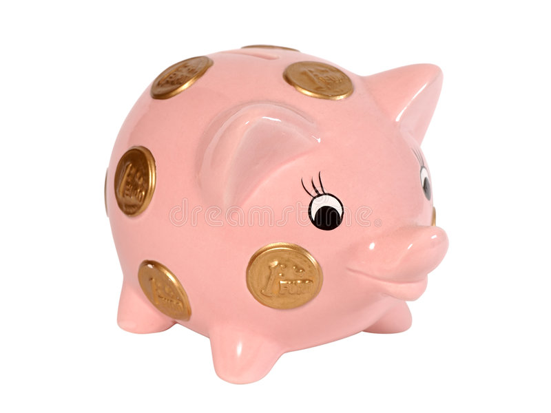 Download Piggy Bank stock photo. Image of retirement, cent, piggy - 334746