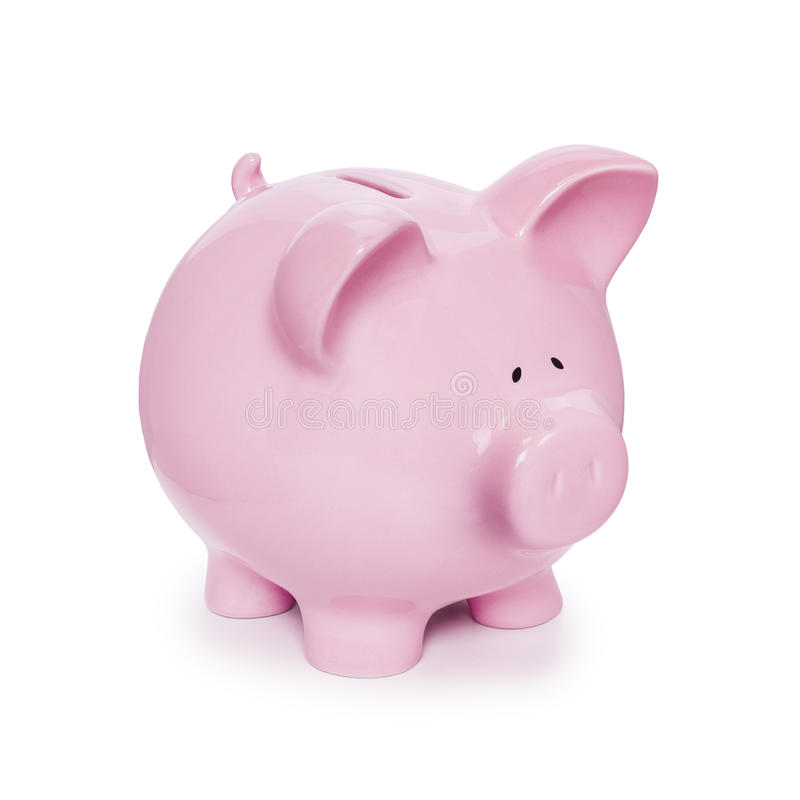 Free Piggy Bank Royalty Free Stock Image - 33978546