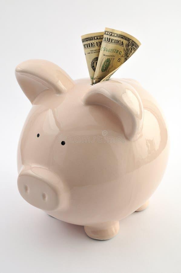 Free Piggy Bank Royalty Free Stock Photo - 5087795