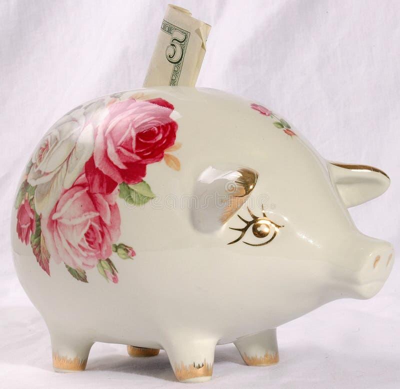 Download A Piggy Bank stock photo. Image of piggy, pretty, savings - 569848
