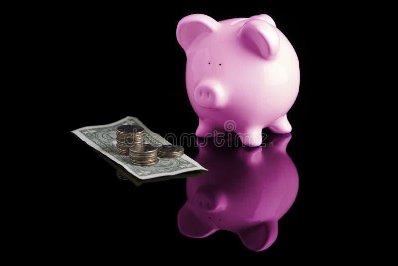 Download Piggy Bank stock image. Image of dollar, change, piggybank - 8469051