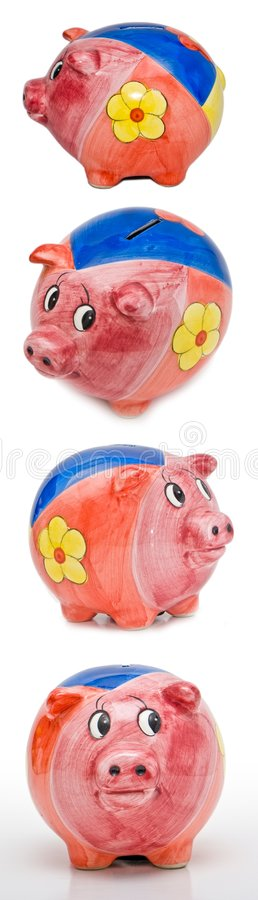 Free Piggy Bank Stock Image - 8967651