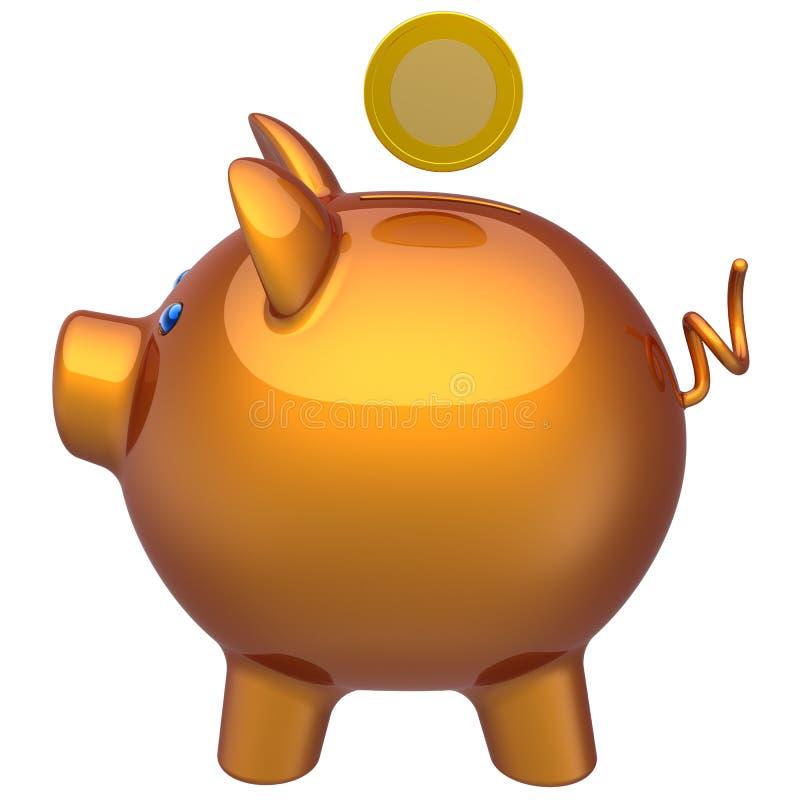 Download Piggy Bank Classic Profile (Hi-Res) Stock Illustration - Image: 16223919