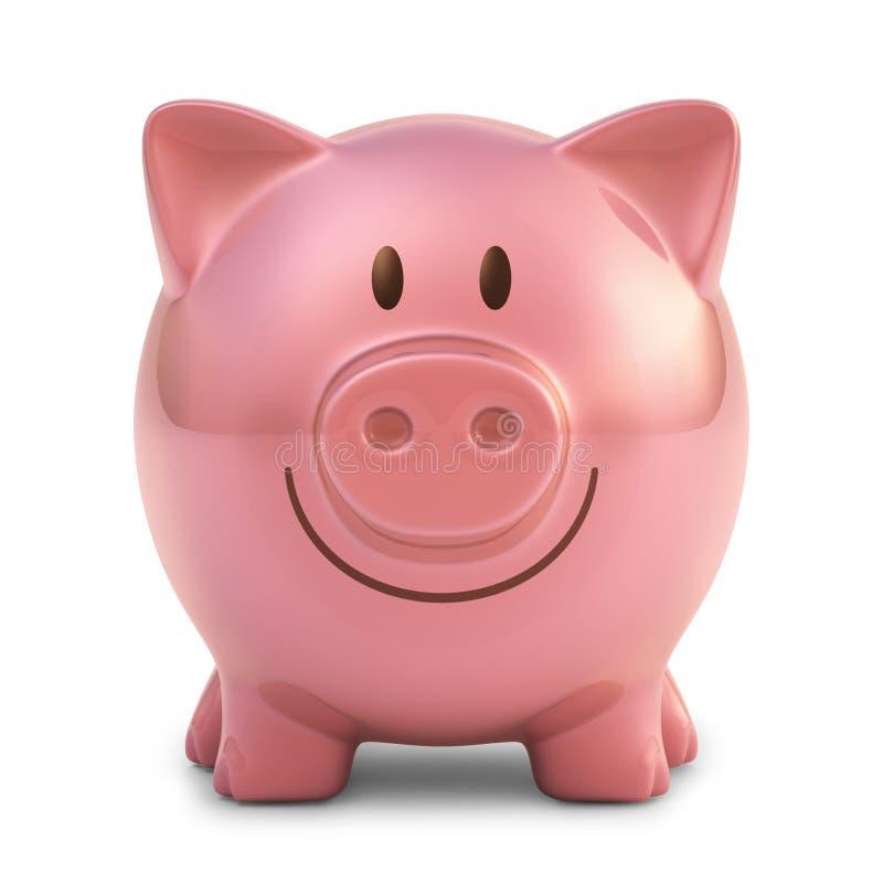 Piggy Bank royalty free illustration