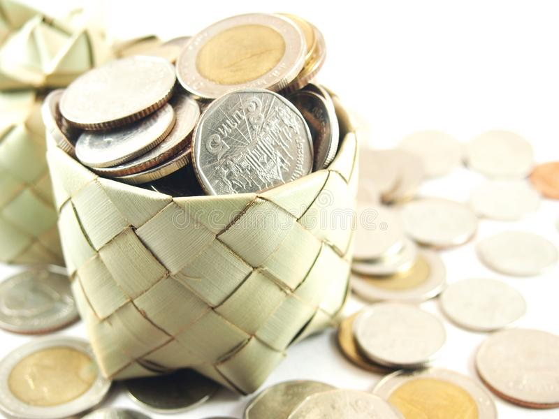 Download Piggy Bank, Coins Collection, Save Money Stock Image - Image of cash, asia: 61230231