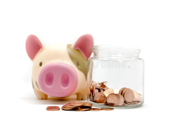 Download Piggy bank stock photo. Image of money, cash, object - 32232208