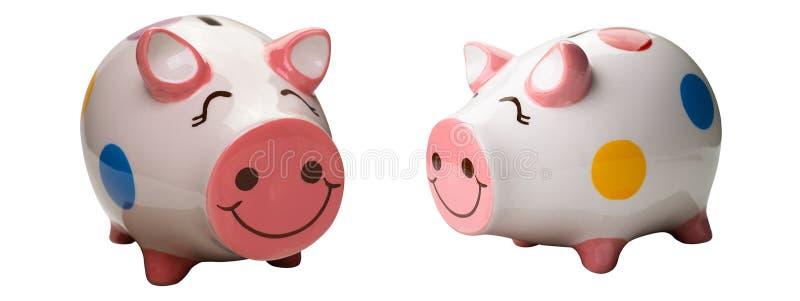 Piggy Bank. Money Saving Ideas. stock photos