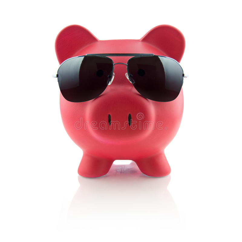 Download Piggy Bank Series stock photo. Image of account, front - 22250978
