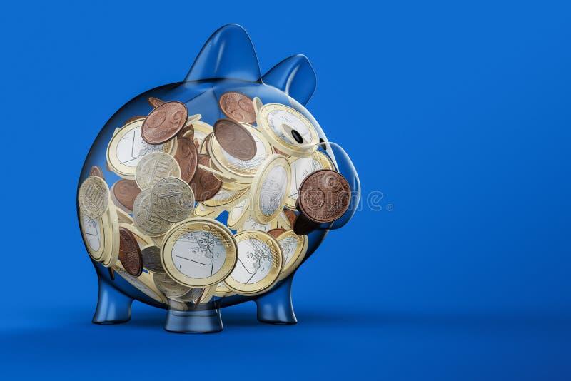 Download Piggy Bank Stock Illustration - Image: 42120586
