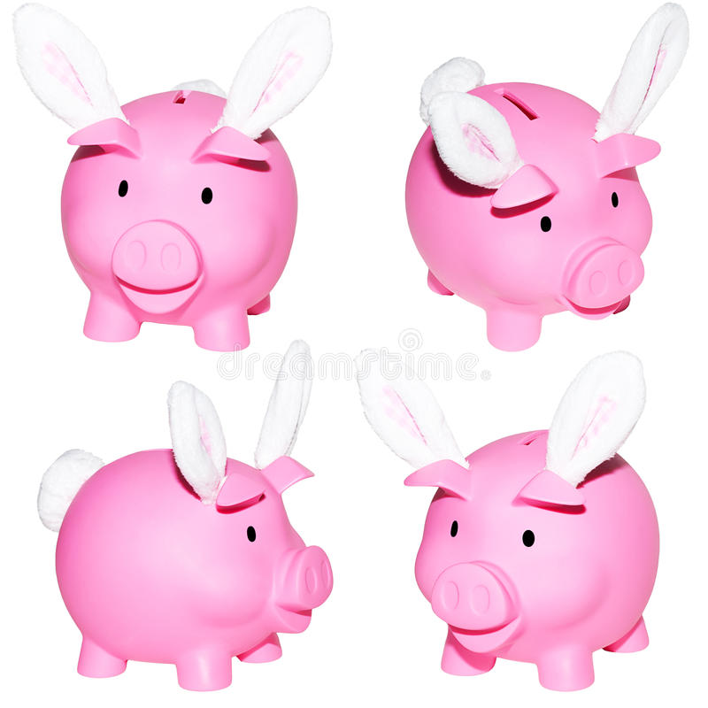 Download Piggy Banks. Stock Photography - Image: 19281332